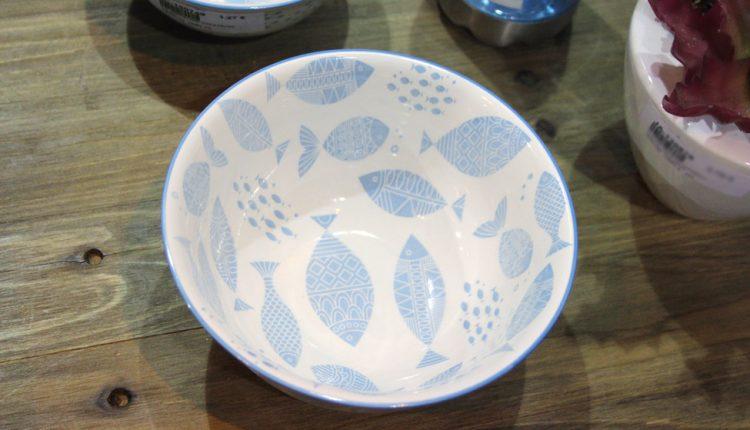 Bol de porcelana de Item International.