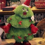 Árbol de Navidad decorativo de El mundo de las cajas de música