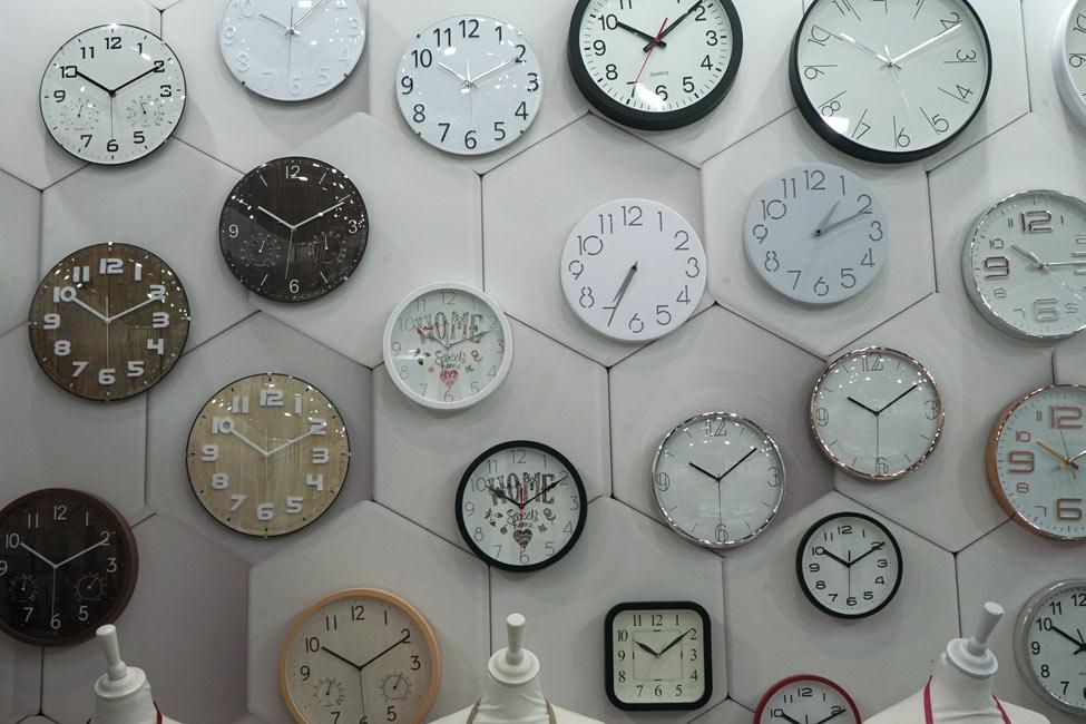 Casa Selección reloj
