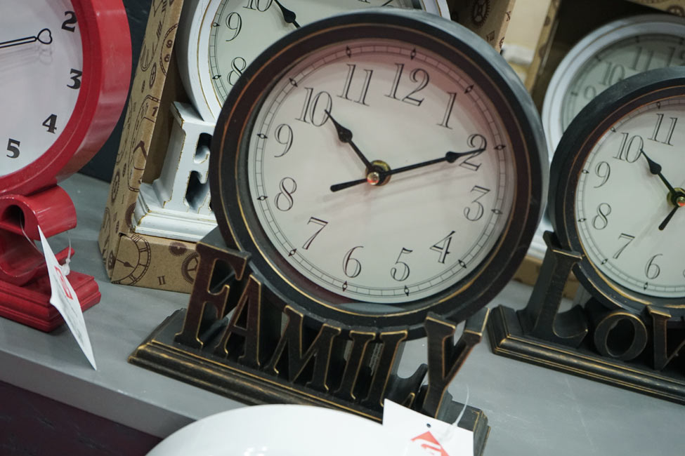 Gerimport reloj